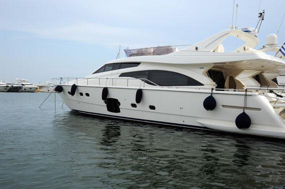 2006 Ferretti 681
