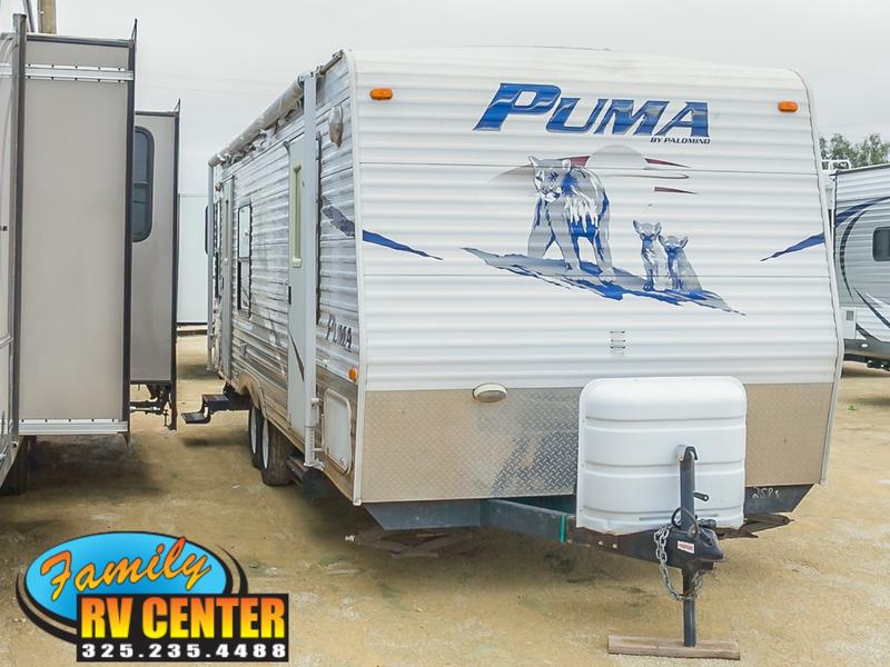 2008 Palomino Puma 25RS