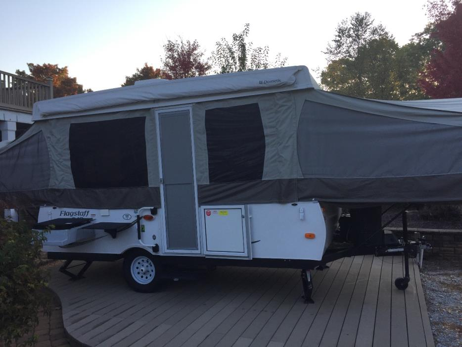 2015 Forest River FLAGSTAFF 227