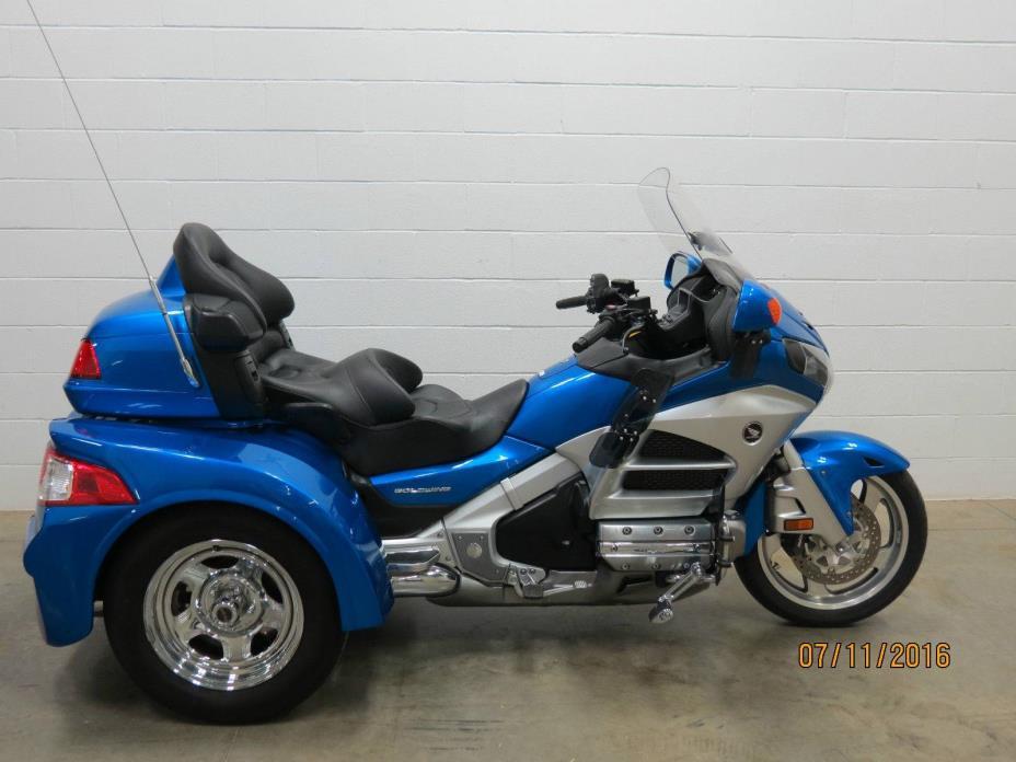 2006 Motor Trike Honda GL 1200