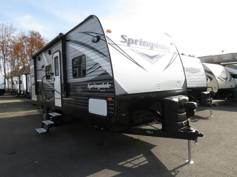 2017 Keystone Rv Springdale 235RB