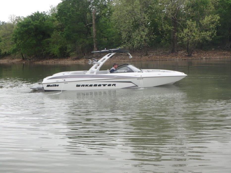 2016 Malibu Boats LLC 24MXZ