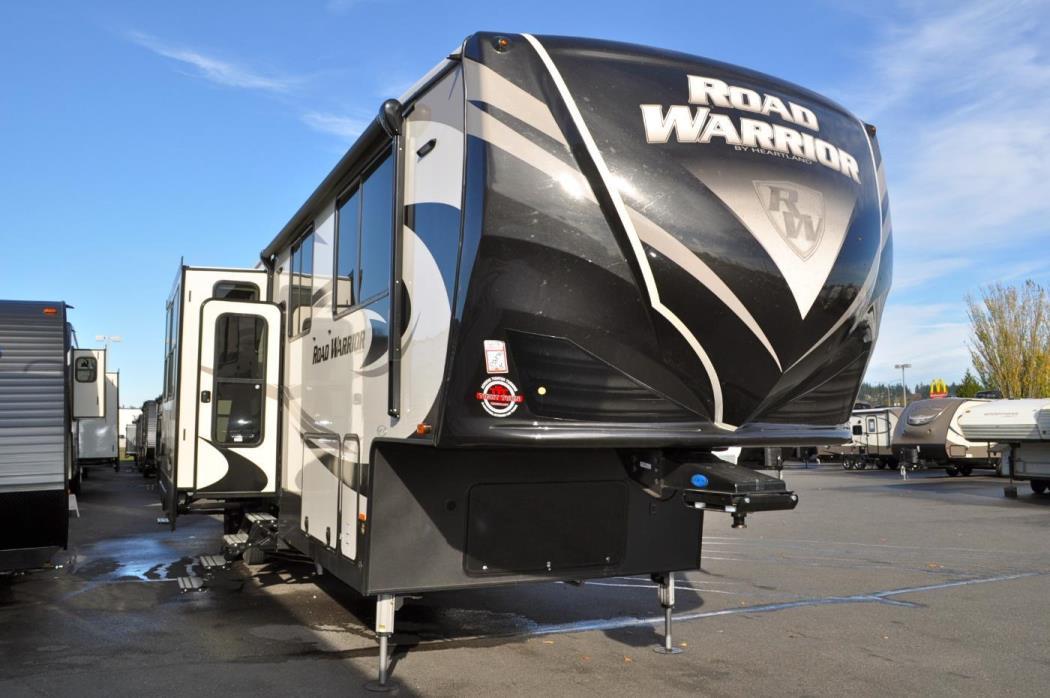 2017 Heartland Rv Road Warrior 425RW