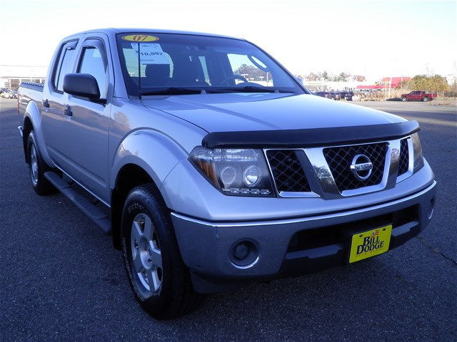 2007 Nissan Frontier Pickup Truck
