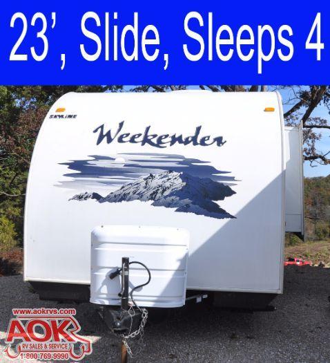 Skyline Weekender Joey 204