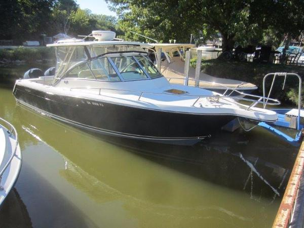 2007 Pursuit 2670 Denali LS