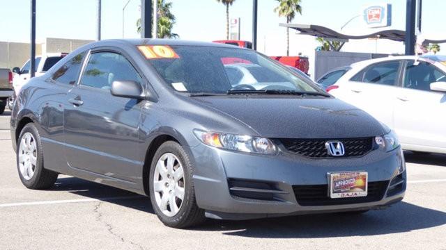 2010 Honda Civic Coupe 2dr Automatic LX