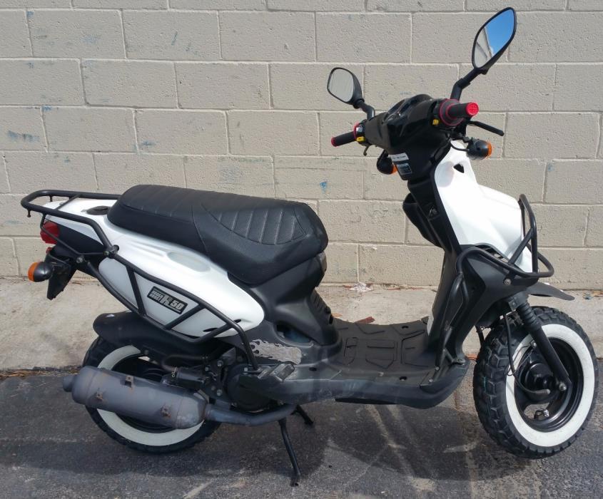 2016 Genuine Scooter Company BUDDY 50