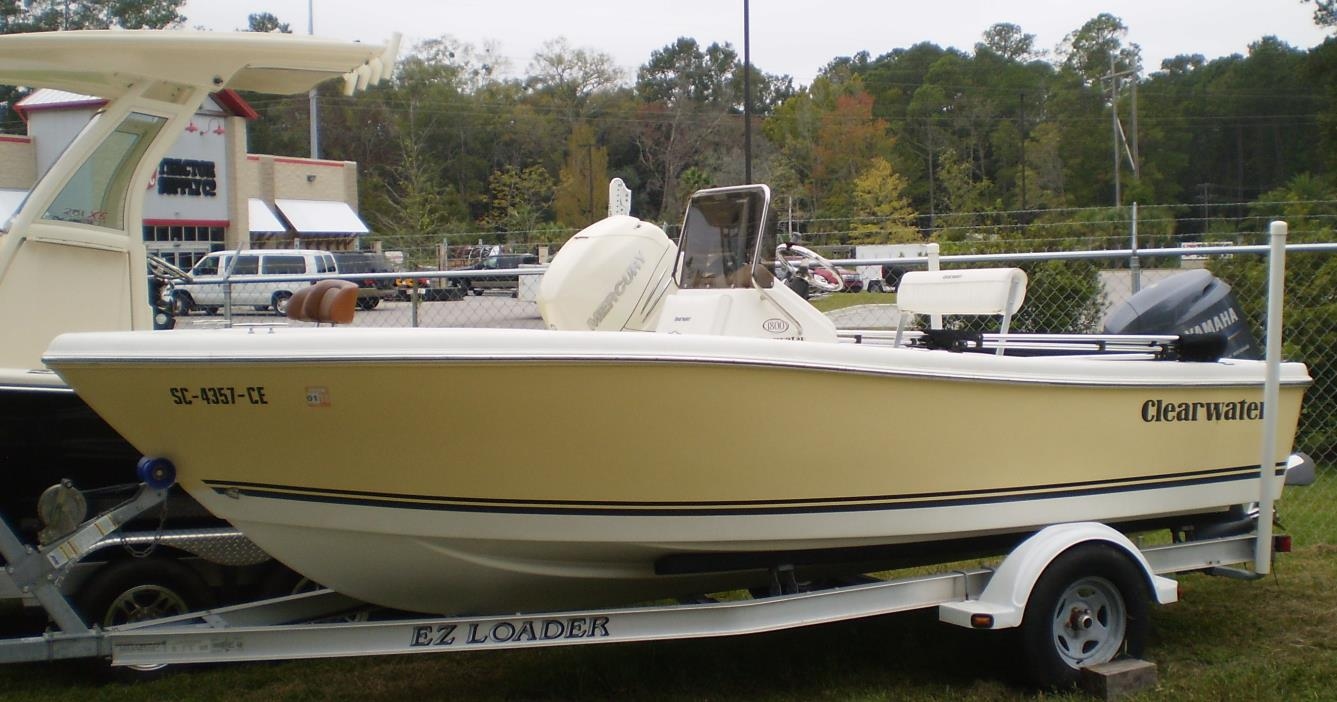 Clearwater Boats For Sale In South Carolina