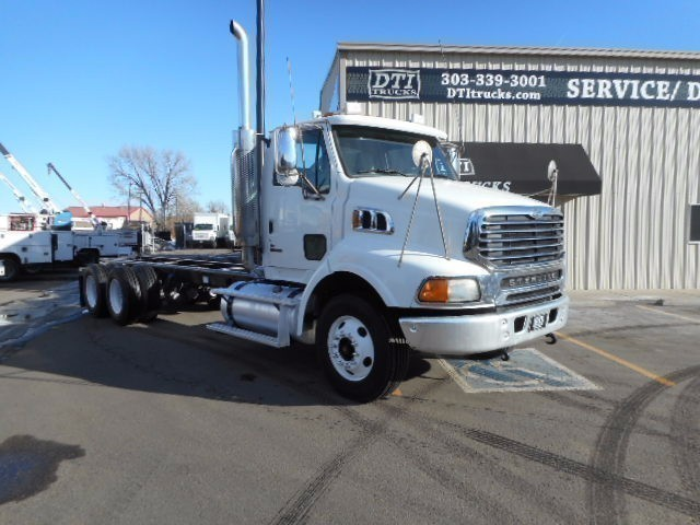 2007 Sterling Lt9500 Cab Chassis  Cab Chassis