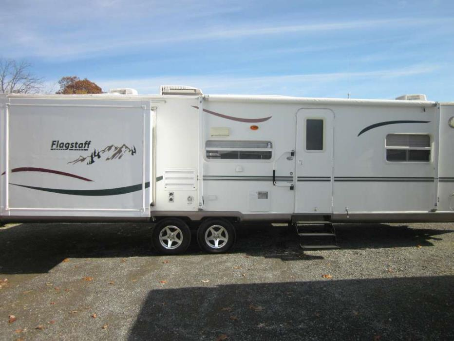 Forest River Flagstaff 831bhss Rvs For Sale