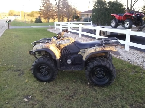 Grizzly 660 2003 vehicles for sale for Yamaha grizzly for sale craigslist