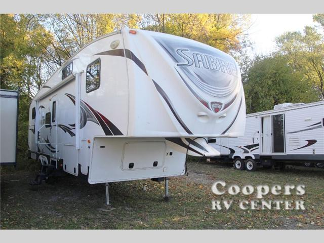 Fifth Wheel Sabre Bunkhouse Rvs For Sale