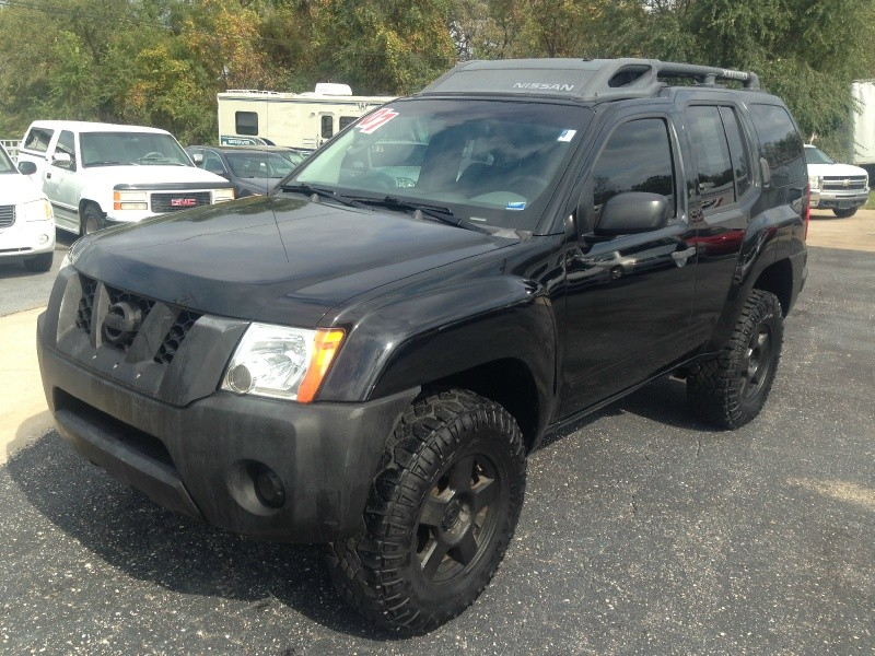2007 Nissan Xterra S 4x4 - Only 117k Miles - Blacked Out! - Make Offer