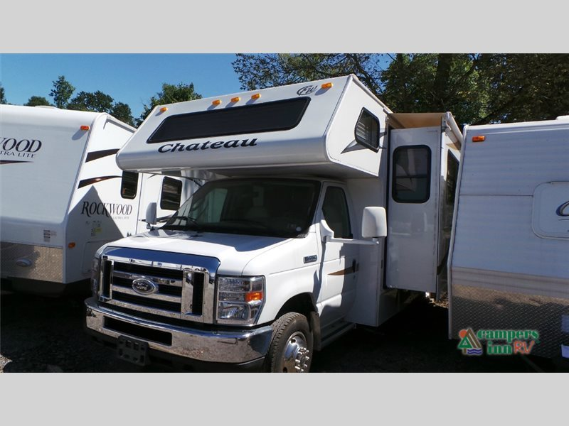 Four Winds Rv Chateau 25C