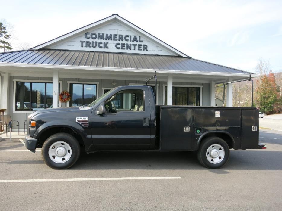 2008 Ford F250  Mechanics Truck