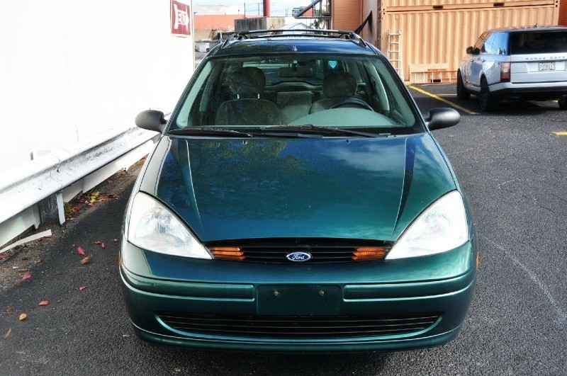 2000 Ford Focus 4dr WAGON ONLY 49K 1-OWNER RARE FIND