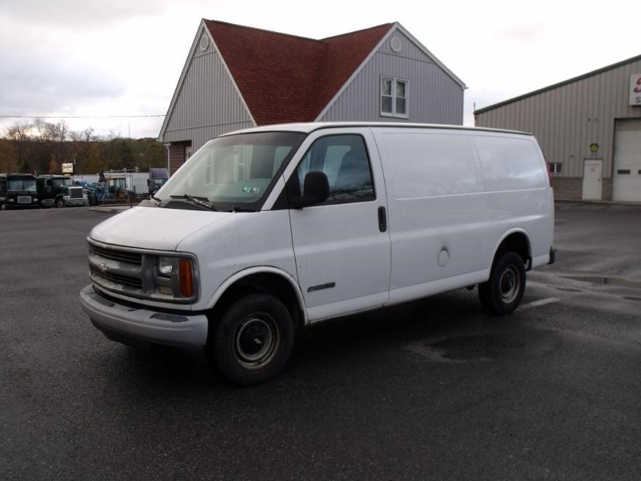 1997 Chevrolet Express G2500 Cargo Van