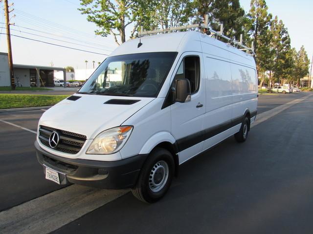 2011 Mercedes-Benz Sprinter Cargo Vans Cargo Van