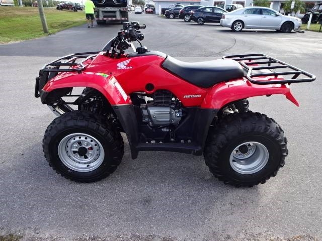 Honda Recon For Sale >> 2006 Honda Recon 250 Motorcycles for sale