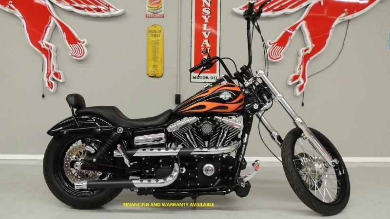 2010 Harley-Davidson Dyna Wide Glide FXDWG