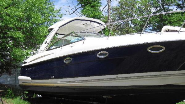 2008 Monterey 350 Sport Yacht