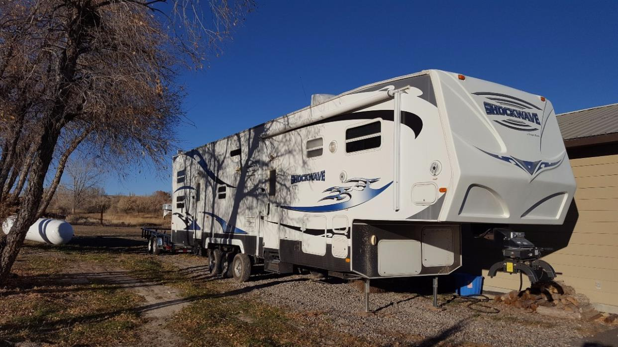 Forest River Rvs For Sale In Riverton Wyoming