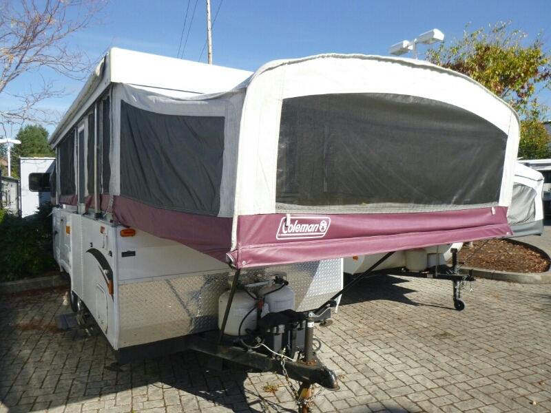Fleetwood Avalon Tent Trailer & Fleetwood Avalon Tent Trailer RVs for sale