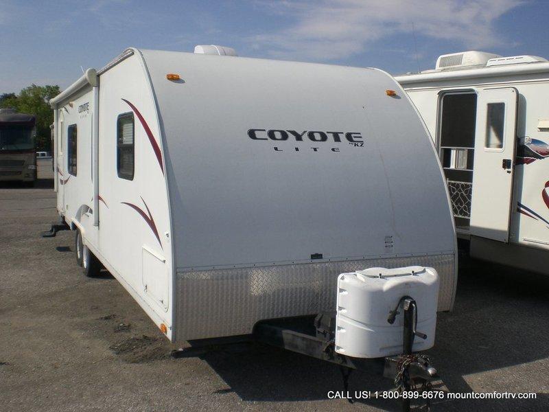 Kz Rv Coyote 280