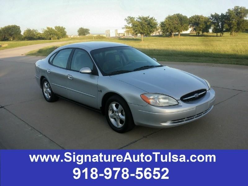 2000 Ford Taurus 4dr SES ***SUPER NICE***  LOW MILES!!!  ***FLEX FUEL***