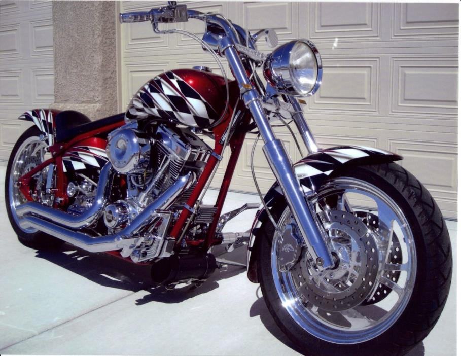 2001 American Ironhorse SLAMMER