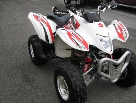 2004 Suzuki LT Z250