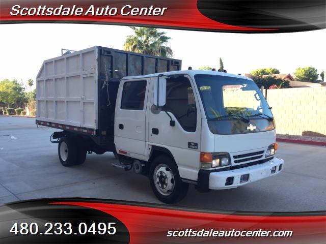 2002 Isuzu Npr / Nqr Crew Cab Chevrolet W5500 Dump   Dump Truck