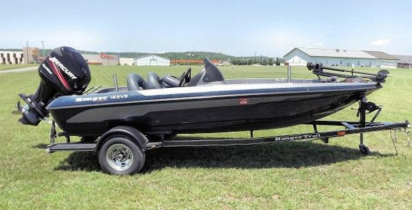 2004 Ranger 165 VS