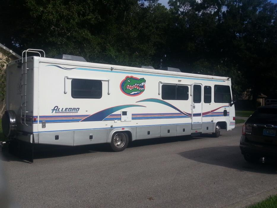 Tiffin Motorhomes Allegro Bay 34s Rvs For Sale