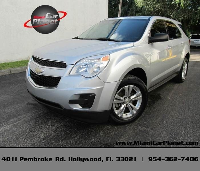 Chevrolet Equinox Suv: Chevrolet Equinox Cars For Sale In Florida