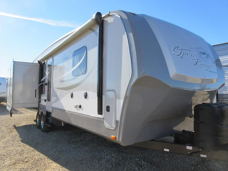 2013 Open Range Rv Journeyer JT337RLS