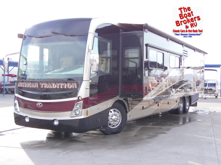 Fleetwood American Tradition Rvs For Sale