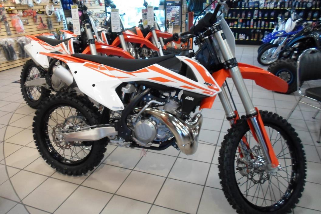 2005 Ktm Sx 250 Motorcycles for sale