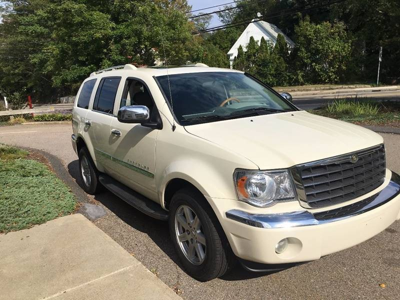 2007 Chrysler Aspen Limited 4x4 4dr SUV