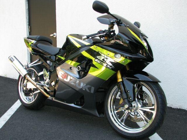 2011 Suzuki GSX-R 750