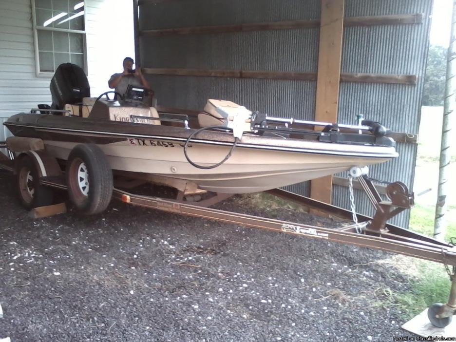 1986 bass boats for sale