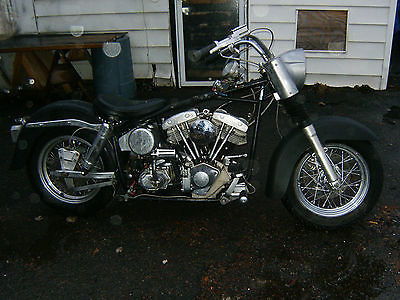 1998 Other Makes shovelhead  harley shovelhead flh electra glide style vintage touring rare custom other bike