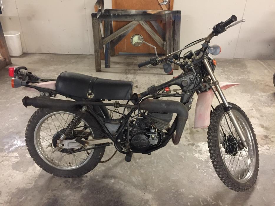 2017 Kawasaki KLX 140L