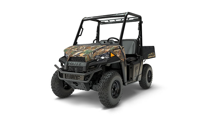 2017 Polaris Ranger Ev Pursuit Camo