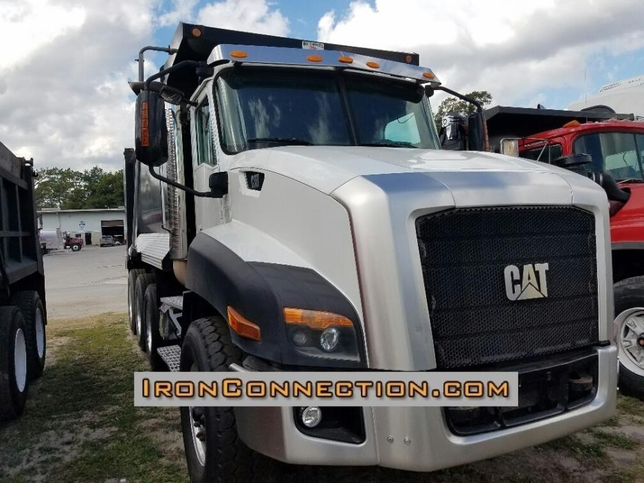 2012 Caterpillar Ct660  Dump Truck