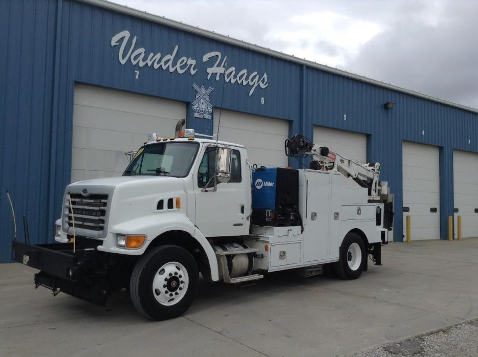 2007 Sterling L7501 Utility Truck - Service Truck