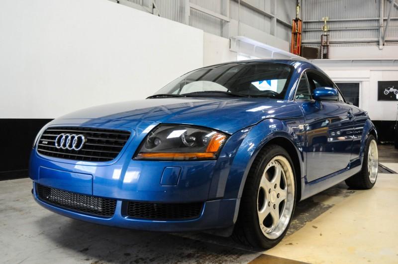 2001 Audi TT None