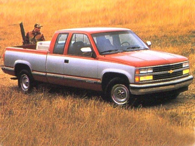 1994 Chevrolet C2500 Pickup Truck