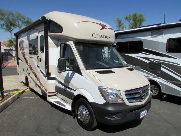 Thor motor coach citation chateau citation rvs for sale for Thor motor coach citation